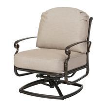 View Product - Bella Vista Cushion Swivel Rocking Lounge Chair