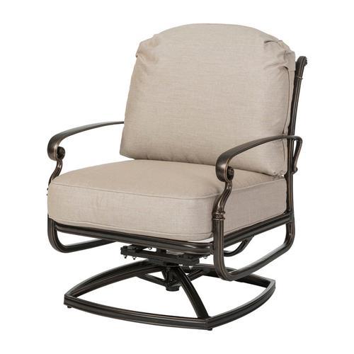 Gensun Casual Living - Bella Vista Cushion Swivel Rocking Lounge Chair