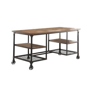 See Details - Millwood Writing Desk