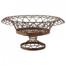 See Details - Large Round Petal Basket