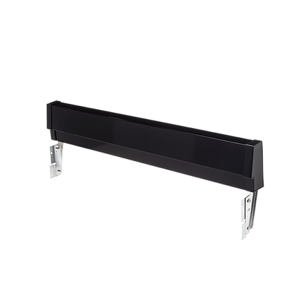 Frigidaire Black Slide-In or Drop-In Range Adjustable Metal Backguard