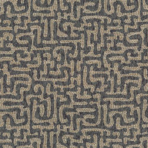 Kansas38380 Blue Fabric
