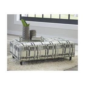 See Details - Kennewick  Oversized Accent Ottoman Shadow