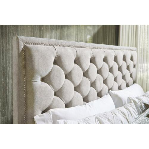 Bellvern California King Upholstered Bed