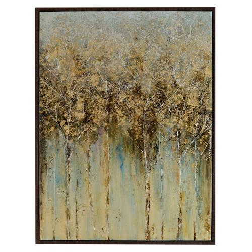 Crestview Collections - Golden Leaves