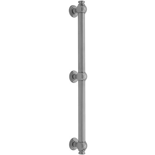 "Satin Nickel - 48"" G61 Straight Grab Bar"