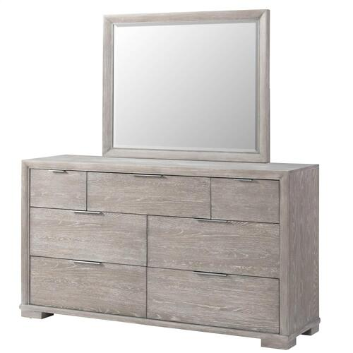 Remington - Mirror - Urban Gray Finish