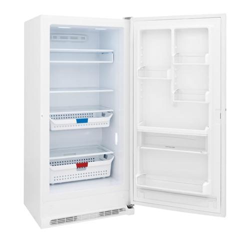 Frigidaire - 20.5 Cu. Ft. Upright Freezer