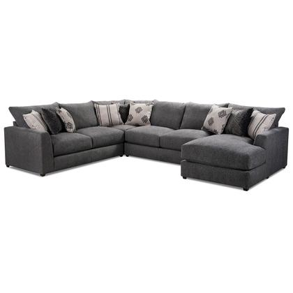 See Details - 9918 Schafer Five Piece Sectional