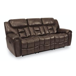 See Details - Buster Power Reclining Sofa with Power Headrests