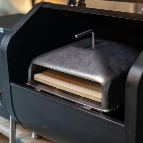 Green Mountain Grills - Wood-Fired Pizza Attachment - TREK/DC