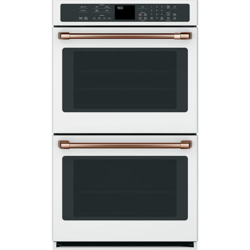 """Cafe - Café™ 30"""" Smart Double Wall Oven with Convection"""