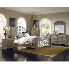 See Details - Timber Creek Bedroom Collection