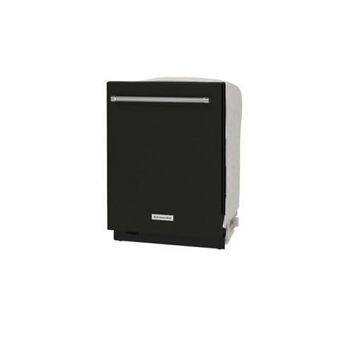 44 dBA Dishwasher with FreeFlex™ Third Rack and LED Interior Lighting - Black Stainless Steel with PrintShield™ Finish