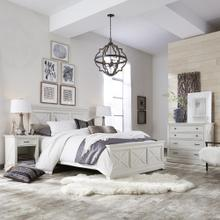 Bay Lodge Queen Bed, Nightstand and Chest