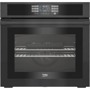 "Beko30"" Carbon Fiber Single Wall Oven"