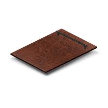 """See Details - ZLINE 18"""" Dishwasher Panel with Modern Handle [Color: Hand Hammered Copper]"""