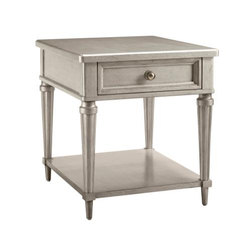 A.R.T. Furniture - Morrissey Kirke End Table - Bezel
