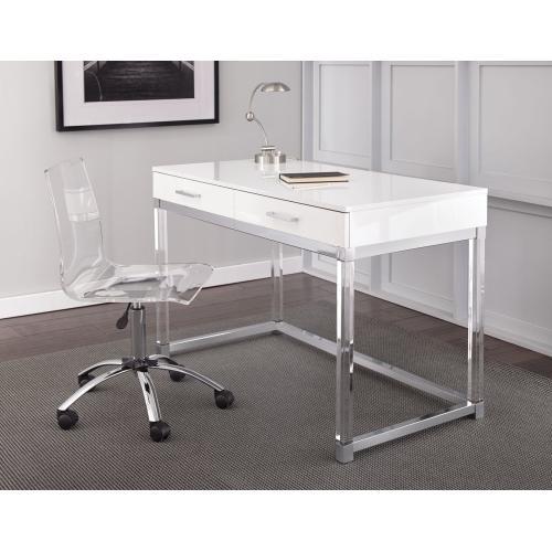 Everett Desk, White