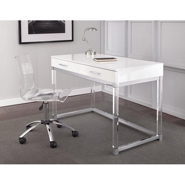 Everett Desk, White