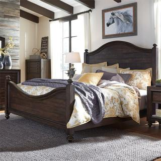 Gaston Queen Bed