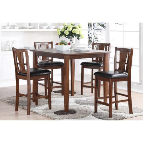 New Classic Furniture - Dixon Counter Dining 5 Pc Set