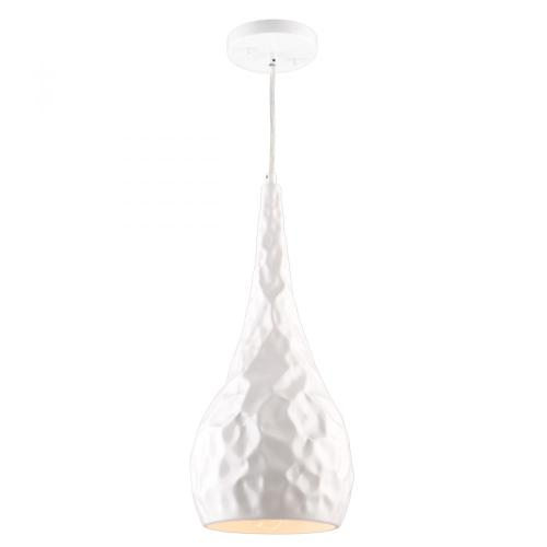 Artcraft - Forged Metal AC10741WH Pendant