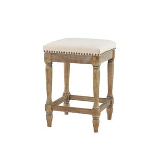 See Details - Walker Stool 24'' (putty)