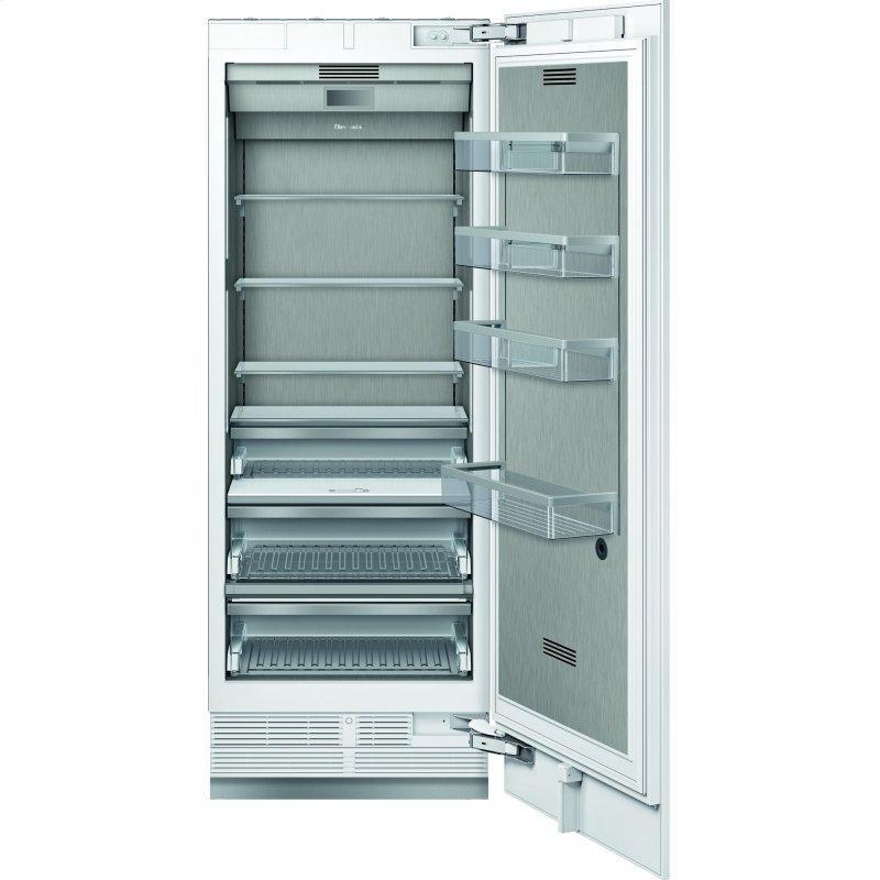 Built-in Panel Ready Fresh Food Column 30'' soft close flat hinge T30IR905SP