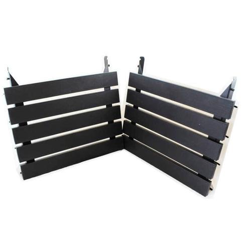HDPE Side Shelves - Classic