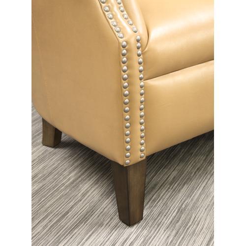 Oscar Accent Chair, Chamois Tan U3538-05-05