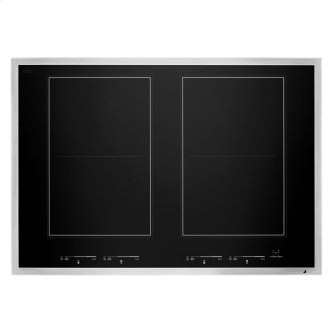 "30"" Lustre Stainless Induction Flex Cooktop"