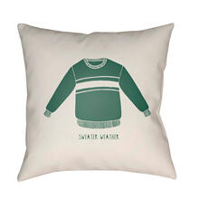 "Sweater Weather SWR-003 18"" x 18"""