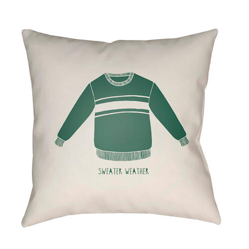 "Sweater Weather SWR-003 20"" x 20"""
