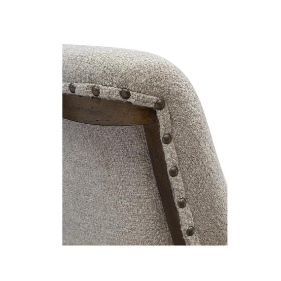Bench w/Upholstered Seat & Back