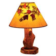 See Details - Table Lamp - Vintage Cedar