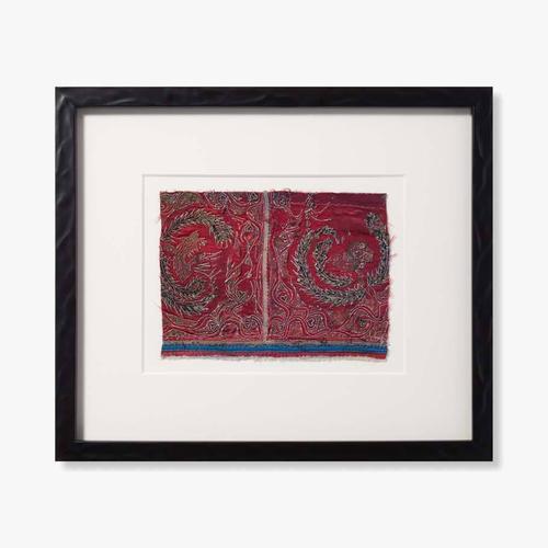 0351760029 Chinese Silk Wall Art