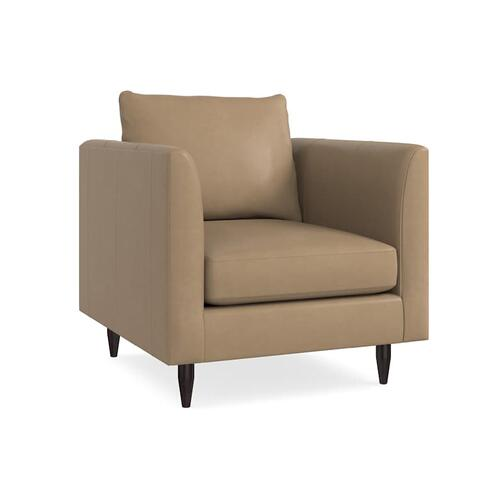Bassett Furniture - Ariana Leather Chair