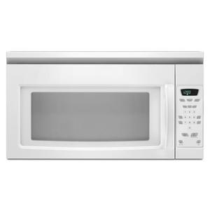 Amana 1.5 cu. ft. Over the Range Microwave with Auto Defrost - White-**DISCONTINUED** Product Image
