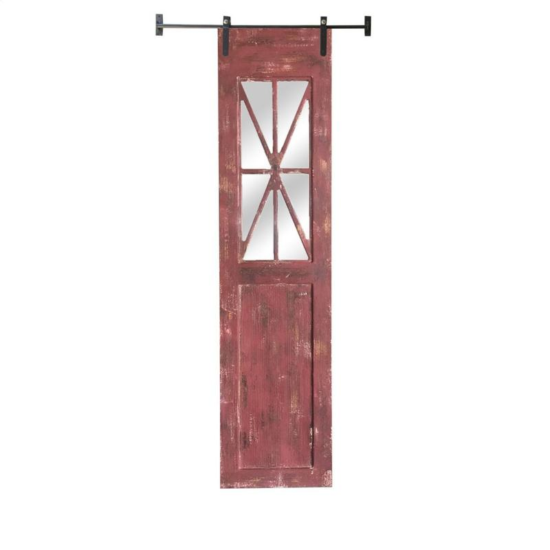 Red Rustic