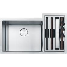 See Details - Culinary Center CUX16021-W Stainless Steel