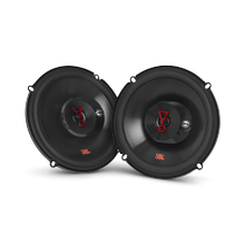 """See Details - Stage3 637F 6-1/2""""(165mm) 3-Way car speaker for factory upgrade without grille"""