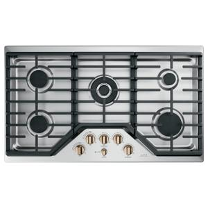 "Cafe Appliances36"" Gas Cooktop"