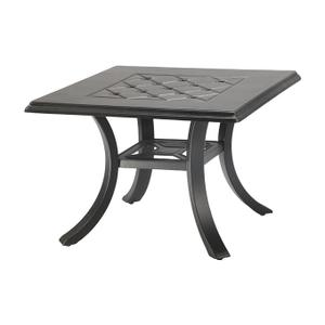 """Gensun Casual Living - Madrid II 24"""" Square End Table"""