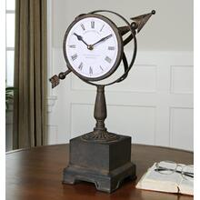 Rustic Armillary Clock
