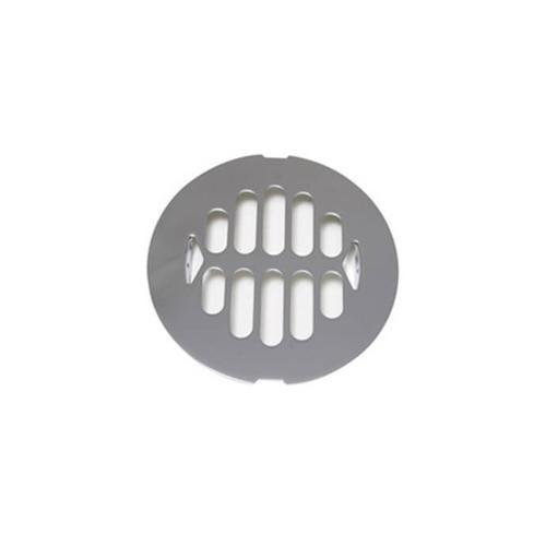 "Mountain Plumbing - 4-1/4"" Round Shower Grid - American Brass, Aluminum Foundry - Brushed Nickel"