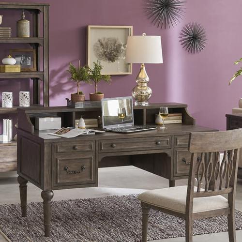 Middleton Pedestal Desk