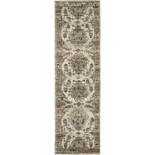 "Touchstone Ascog Natural 2' 4""x7' 10"" Runner"