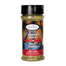 Louisiana Grills Spices & Rubs - 5 oz Champion Chicken