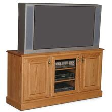 Classic TV Stand, Oak #01 Gold Dust